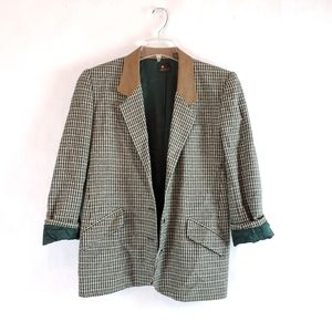 Liz Sport | Petite Wool Blend Sport Coat Blazer 8P